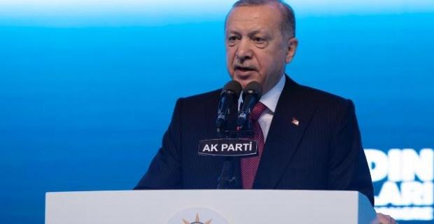 """Cumhurbaşkanı Erdoğan """"Yeni dönemdeki önceliklerimizden biri de aile müessesesini güçlendirmek olacaktır"""""""