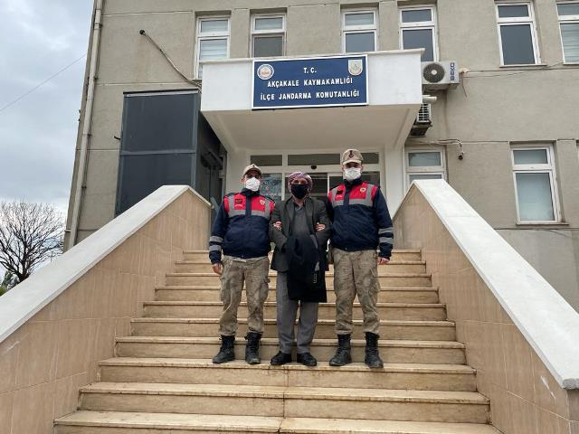 Firarileri Jandarma Kıskıvrak Yakaladı.