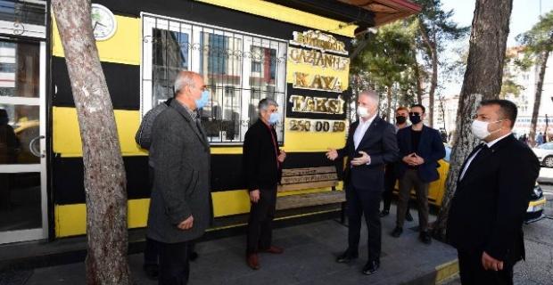 Gaziantep Valisi Gül,pandemi kurallarını hatırlattı