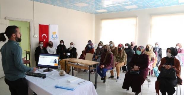 Haliliye Belediyesi,uyuşturucu madde ile mücadele semineri düzenledi.
