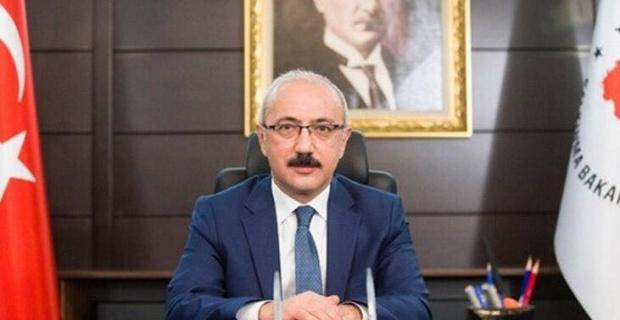 Hazine ve Maliye Bakanı Elvan'dan açıklama