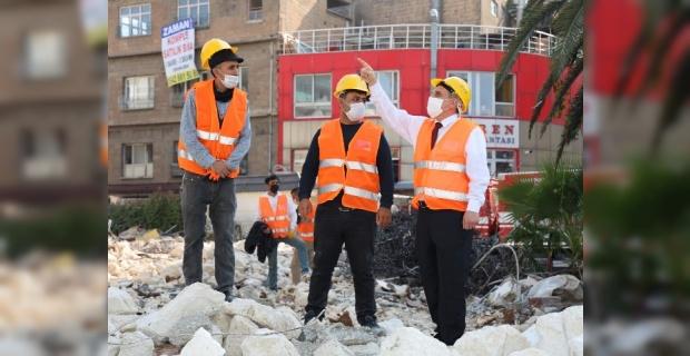 'Kızılay Meydanı Projesinde' önemli bir aşama daha kaydedildi