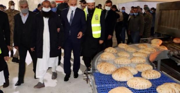 Rasulayn'a günlük 200.000 ekmek kapasiteli fırın