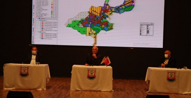 Şanlıurfa Büyükşehir Belediye Meclisi olağanüstü toplandı.