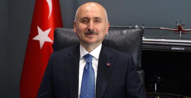 Ulaştırma ve Altyapı Bakanı Karaismailoğlu Şanlıurfa'ya geliyor.