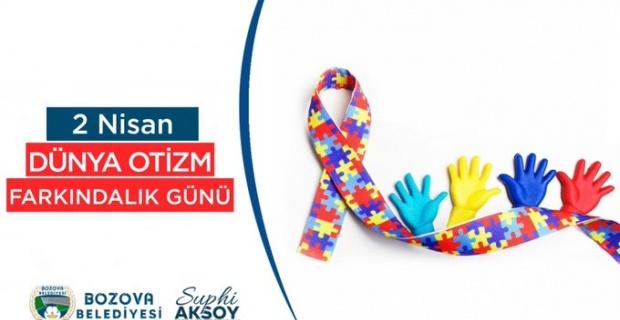 """Başkan Aksoy """"Otizm bir hastalık değil, farklılıktır"""""""