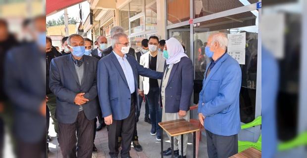 """Diyarbakır Valisi Karaloğlu """"Lütfen kurallara titizlikle uyalım"""""""