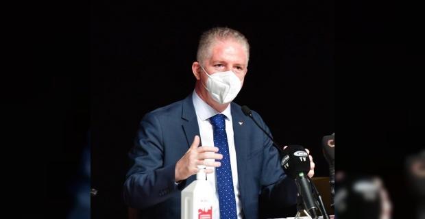 """Gaziantep Valisi Gül """"Bu sefer sonuç alalım lütfen"""""""