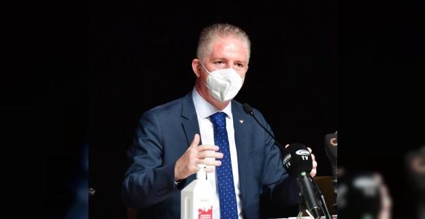 """Gaziantep Valisi Gül """"lütfen biraz daha sabır"""""""