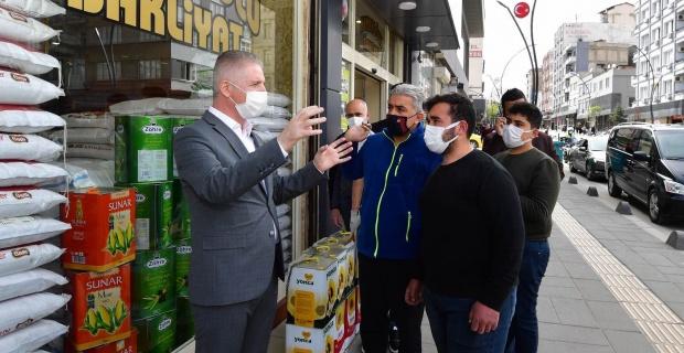 """Gaziantep Valisi Gül """"Lütfen sırası gelen hemen olsun"""""""