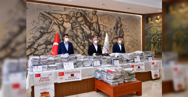 "Gaziantep Valisi Gül ""Zimem Defteri projesiyle;5.2 Milyon TL borç ödendi"""
