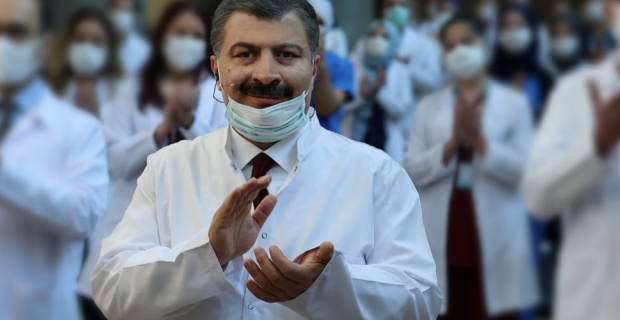 Sağlık Bakanlığı,25 Nisan koronavirüs tablosunu paylaştı!