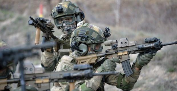 3 PKK/YPG'li terörist,etkisiz hale getirildi.