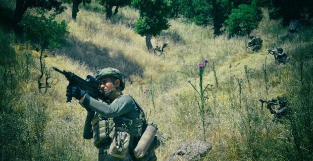 5 PKK'lı terörist etkisiz hâle getirildi.