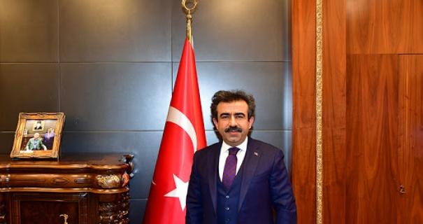 """Güzeloğlu """"mübarek Kadir Gecemizi tebrik ediyorum"""""""