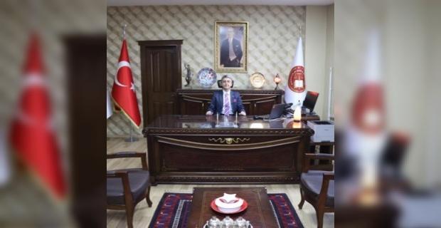 """Şanlıurfa Cumhuriyet Başsavcısı Yeniçeri """"huzur ve  mutluluk getirmesini temenni ederim"""""""