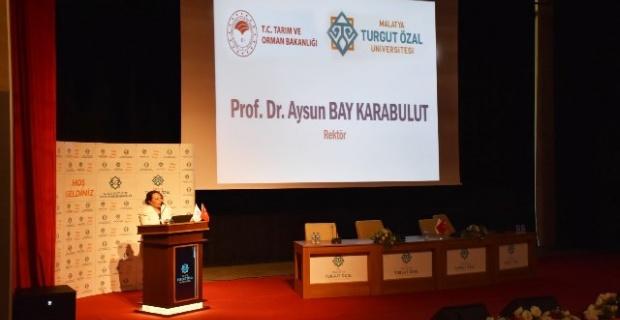 Bitkisel Üretimde İklim Değişikliğinin Etkisi ve Değerlendirilmesi Doğu Anadolu Bölge Toplantısı MTÜ'de Yapıldı