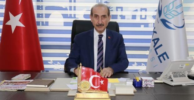 """Başkan Yalçınkaya """"Birlik ve beraberlik içinde bağımsızlığımızdan hiçbir zaman ödün vermeyeceğiz"""""""