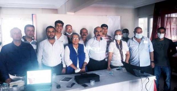 CHP'den Şanlıurfa'da Sokak Örgütlenme Eğitimi