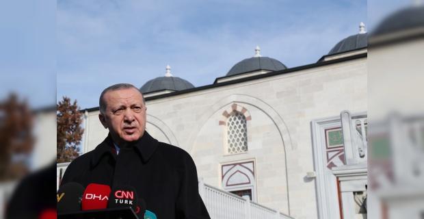 """Cumhurbaşkanı Erdoğan """"15 bin yeni öğretmen ataması daha yapacağız"""""""