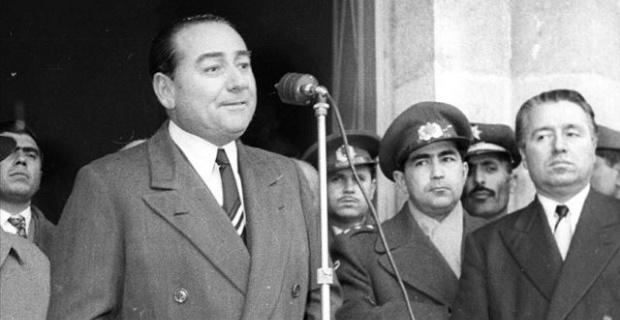 Demokrasi tarihinin 'kara lekesi'