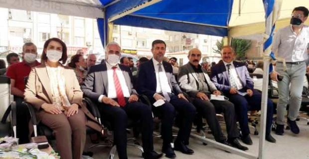 Milletvekili Aydınlık Birecik'te Okulların Açılış Törenine Katıldı