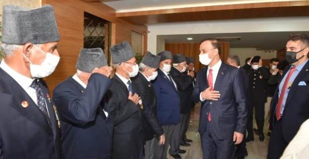 Şanlıurfa'da Gaziler Günü Etkinliği