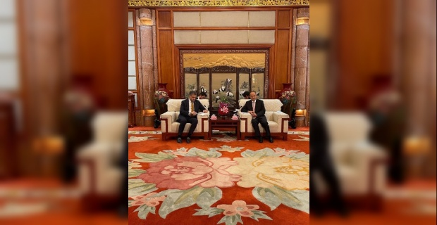 Türkiye'den Çin'e 4. Başkonsolosluk