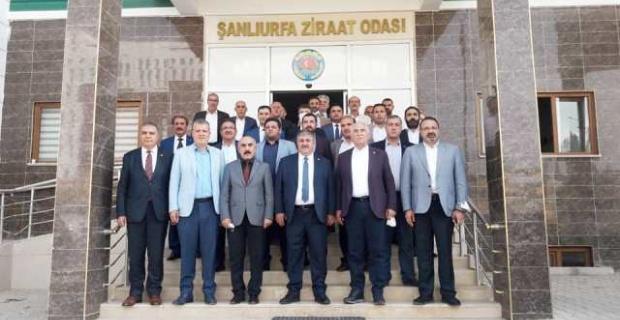 Cumhuriyet Halk Partili 7 Milletvekili Şanlıurfa'ya Çıkarma Yapıyor