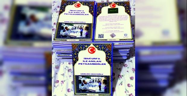Eğitimci Gazeteci Yazar Müslüm Abacıoğlu'ndan bir kitap daha
