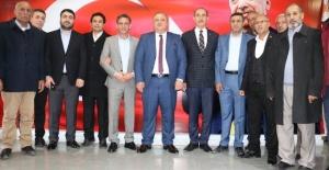AK Parti Akçakale İlçe Başkanlığı'nda 7'ci olağan delege seçimi yapıldı.