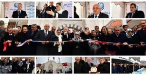 Gaziantep'te Servi Erdemoğlu Cami hizmete açıldı