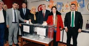 Karaköprü'de Delege Seçimi