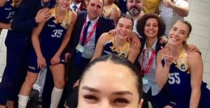 Potanın Başakları Antalya 07 Basketbol'u 90 - 76 mağlup etti.
