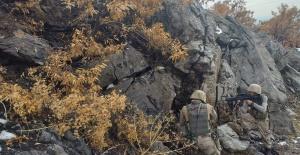 Siirt Baykan kırsalında KIRAN Operasyonu