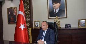 """Vali Ali Fuat Atik """"İnsan Hakları Günü"""" nü en içten dileklerimle kutluyorum."""""""