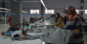 Viranşehir'in İlk Tekstil Fabrikasında Çalışmalar Başladı