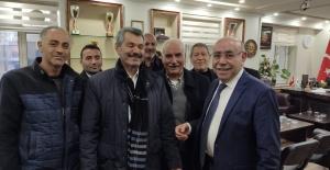 """Başkan Mirkelam """"vatandaşlarımızla birlikte olmaya devam ediyoruz"""""""