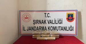 Cizre'de Jandarmadan Uyuşturucu Operasyonu