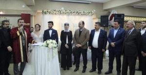 El Ruha Otel'de Yılın Düğünü