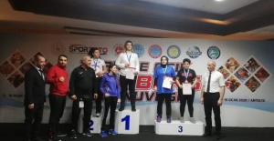 Haliliye Belediyesi Kıck Boks takımı,Türkiye şampiyonu