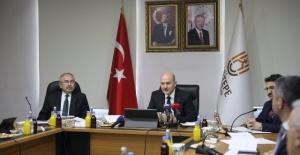 İçişleri Bakanı Süleyman Soylu'dan kritik açıklamalar.