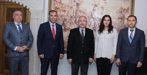 Mardin Valisi Yaman,Dünya Gümrük Günü'nü Kutladı