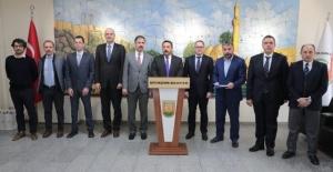 Şanlıurfa Büyükşehir Dev Projelere Hibe Sağlıyor.