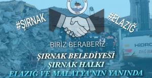 """Şırnak Belediye Başkanı Yarka,""""Gün birbirimize sahip çıkma günü"""""""