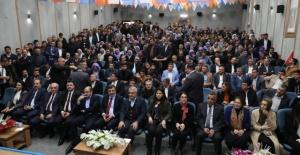 AK Parti Bozova'da Süleyman Deveci Güven Tazeledi.