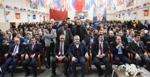Hilvan'da Mustafa Cidir yeniden başkan olarak seçildi.