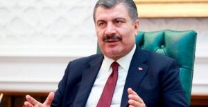 Sağlık Bakanı Koca'dan sınırda önemli açıklamalar