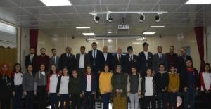 """Viranşehir'de  """"Şehadet ve Gazilik"""" Konferansı"""