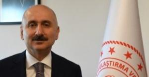 Adil Karaismailoğlu,Ulaştırma ve Altyapı Bakanı oldu.